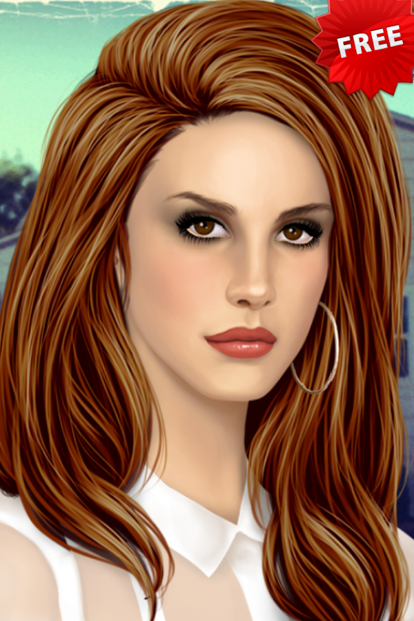 Lana Del Rey - True Make Up - screenshot