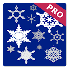 3D Snow Storm Wallpaper Pro icon