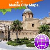Palermo Street Map