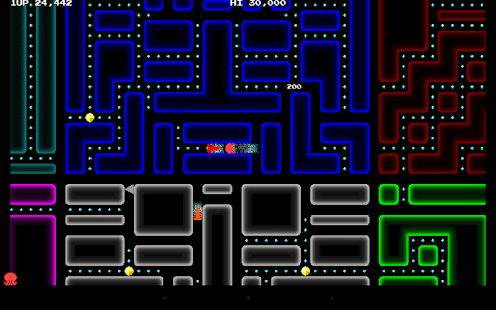 Octropolis - Arcade Maze Game- screenshot thumbnail
