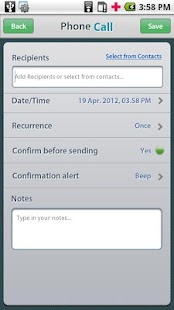 Future Scheduler- screenshot thumbnail