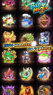 Bulu Monster v2.3.1 (Mod Bulu Points)