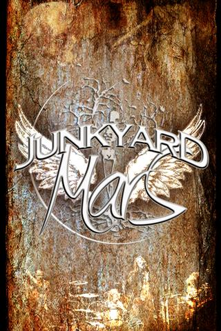 JUNKYARD MARS - screenshot