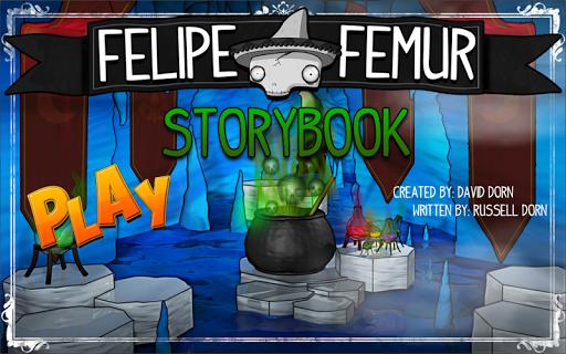Felipe Femur Storybook of Life