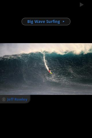 Surfing Encyclopedia - screenshot