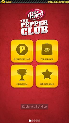 The Pepper Club