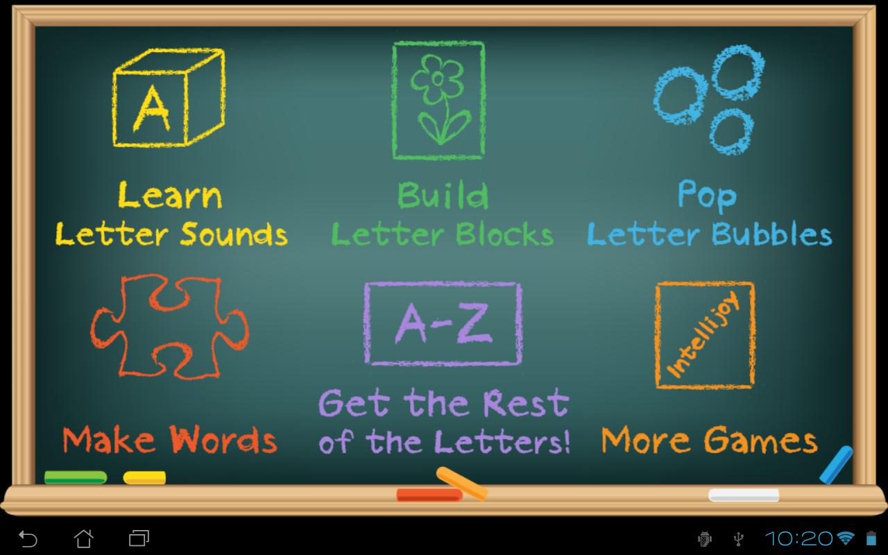 Kids ABC Letter Phonics (Lite) - screenshot