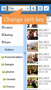 picture manager - screenshot thumbnail