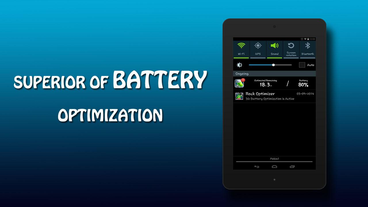 Protect.US™ Battery 3G Saver- screenshot