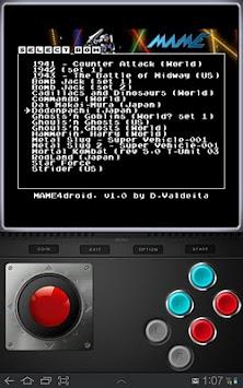 MAME4droid (0.37b5) apk screenshot