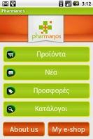 Screenshot of Pharmanos