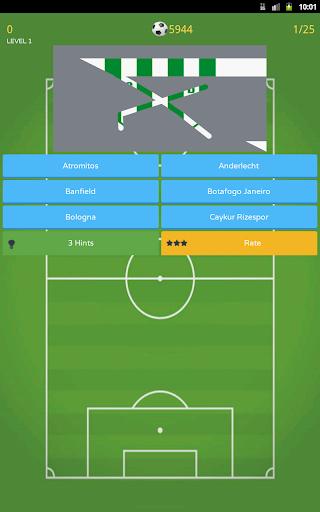 玩體育競技App|スクラッチ:サッカーのロゴ免費|APP試玩