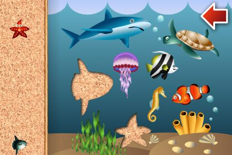 Animal Puzzle For Toddlers LT - screenshot