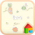 New Year dodol launcher theme icon