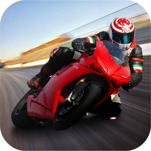 Moto Speed Bike LOGO-APP點子