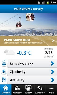 PARK SNOW Donovaly - screenshot thumbnail