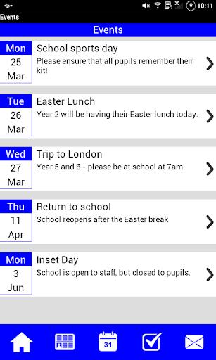 【免費教育App】Caister Infant School-APP點子