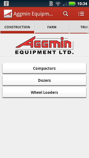 Aggmin Equipment