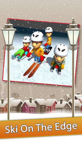 Ziggy Zag Snow Ski