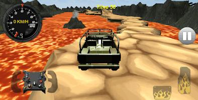 Screenshot of World Car Drive Race Jeep 4x4