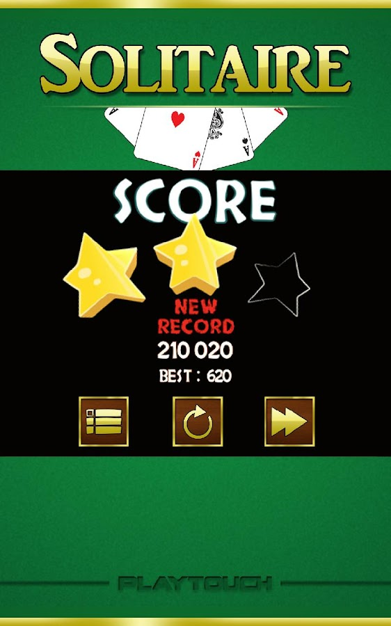 Solitaire Deluxe ! - screenshot