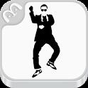 Gangnam Style & GENTLEMAN icon