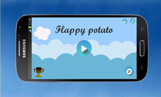 Flappy Potato