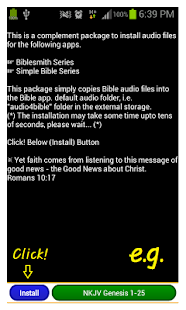 [MP3] 21 Ecclesiastes 1/1 - screenshot thumbnail