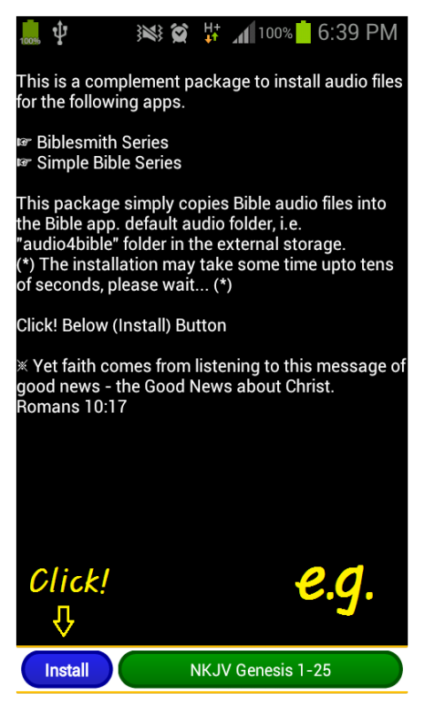 [MP3] 21 Ecclesiastes 1/1 - screenshot
