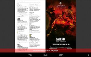 Screenshot of The Black Hat Guide