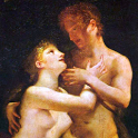 Venus and Adonis - Shakespeare icon
