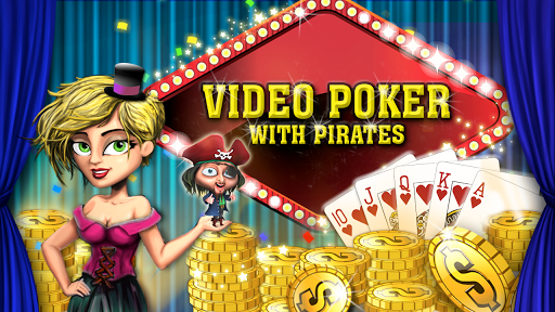 【免費博奕App】Video Poker with Pirates-APP點子