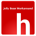 HaxSync Jelly Bean Workaround logo