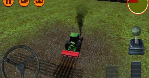 3D Tractor Simulator Farm Game 1.0 screenshots 6