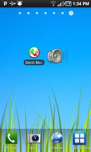 Silent Mode Toggler - screenshot thumbnail