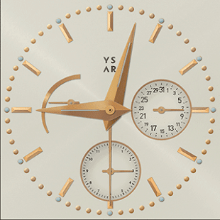 Download YSAR Watch Face - Golden Age 1 0 APK for Android