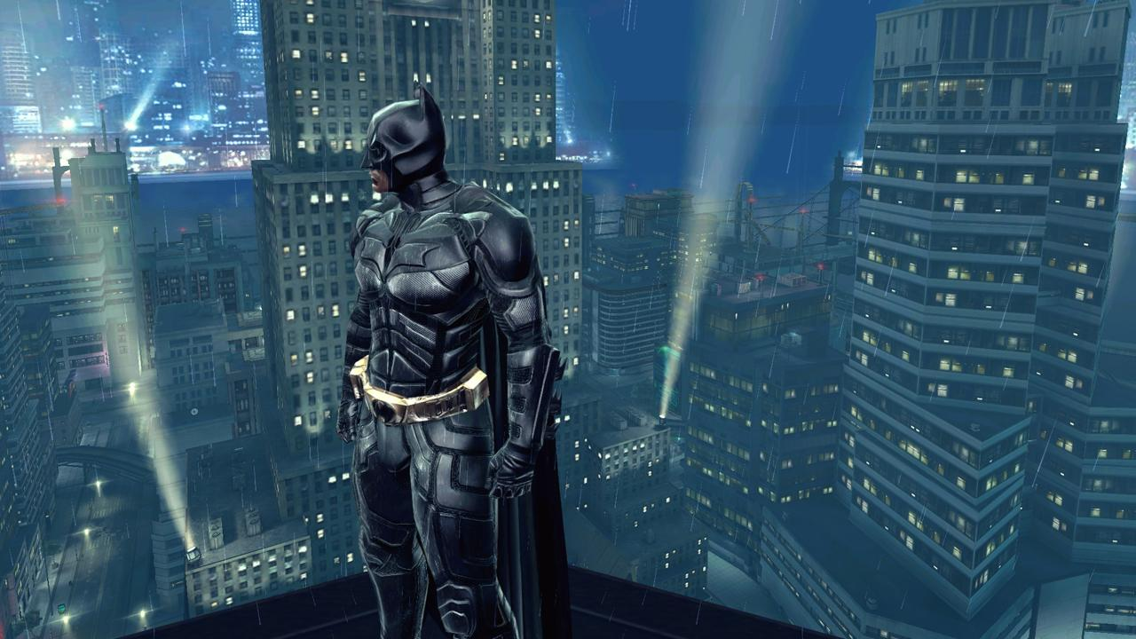 The Dark Knight Rises- screenshot