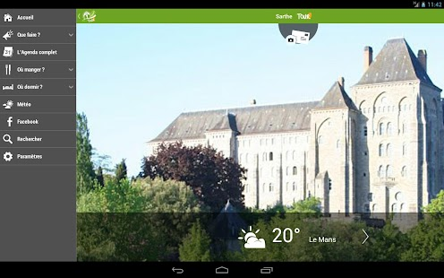 Sarthe Tour - screenshot thumbnail