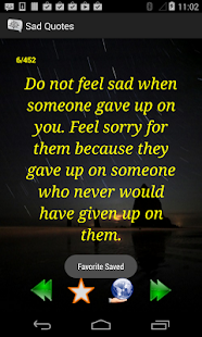 450+ Sad Quotes - screenshot thumbnail
