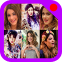 Martina Stoessel Puzzle Game icon