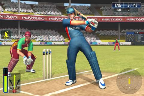 Cricket WorldCup Fever- screenshot