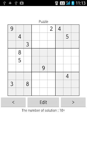 Sudoku Solver Multi Solutions 1.1.1 Windows u7528 3