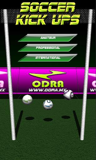 Soccer Kick Ups 3D