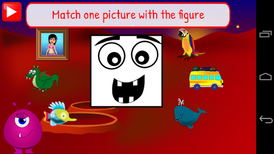 Kindergarten Learning Games 2- screenshot thumbnail