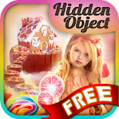 Hidden Object - Candyland Free