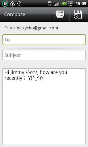 Text Emoticons Screenshot