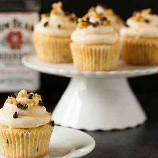 Kentucky Derby Pie Cupcakes