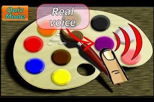 Screenshot of Kids Learn Colors
