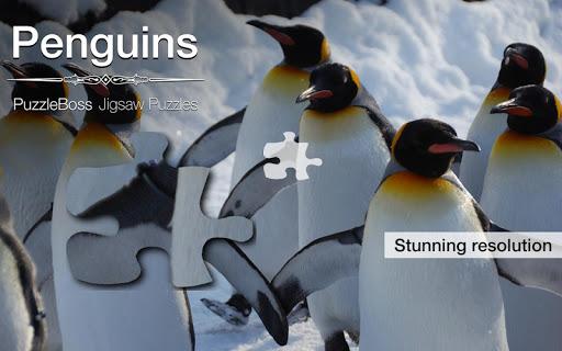 Penguin Jigsaw Puzzles Demo