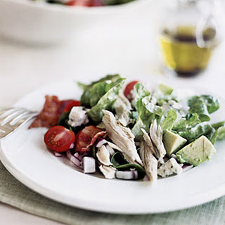 Cobb Salad with Balsamic Vinaigrette Recipe